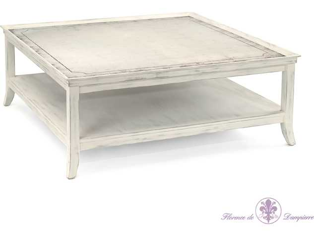 John Richard Mazarin 48 X 48 Rectangular Coffee Table Eur 03 0379