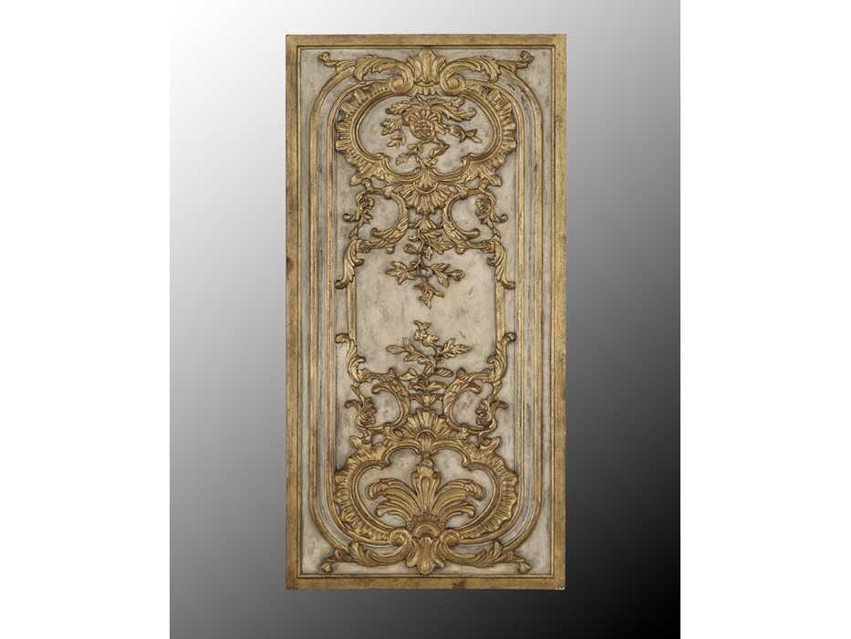 John Richard Hand Painted Wood Panel I Wall Art Grf 4634a