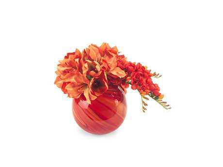 John Richard Orange Sherbert Floral Arrangement