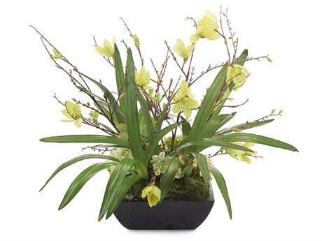 John Richard Garden Green Floral Arrangement