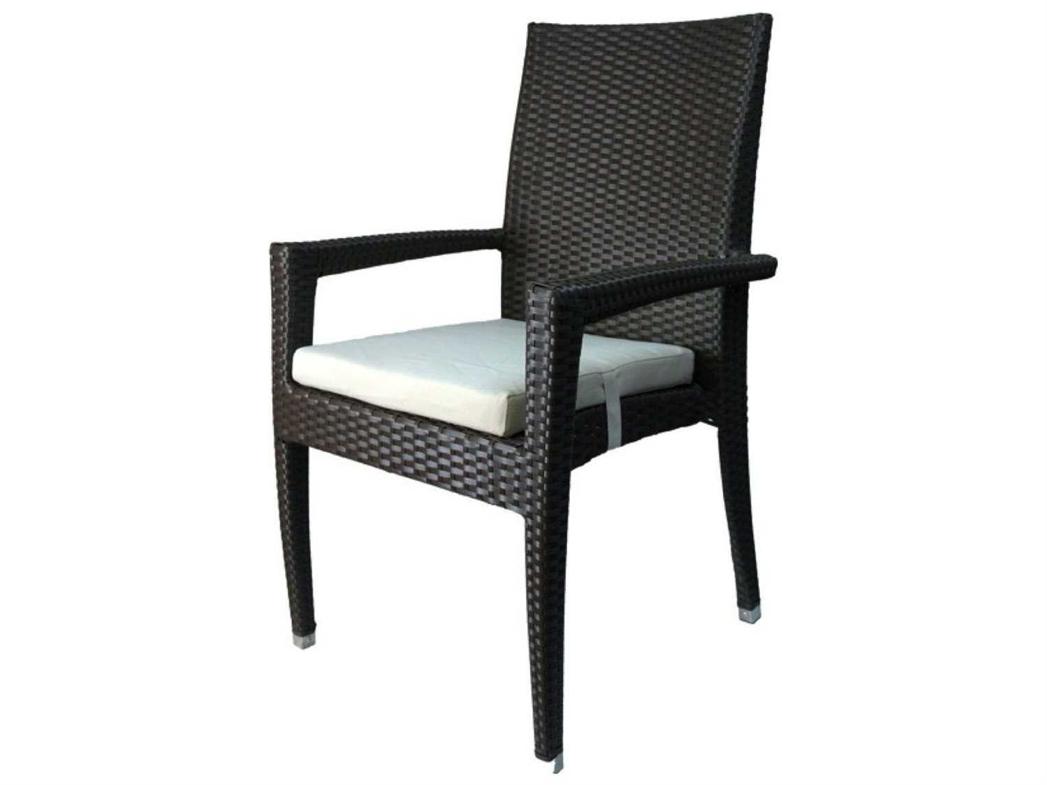 Jaavan Venice Wicker Dining Chair Ja02