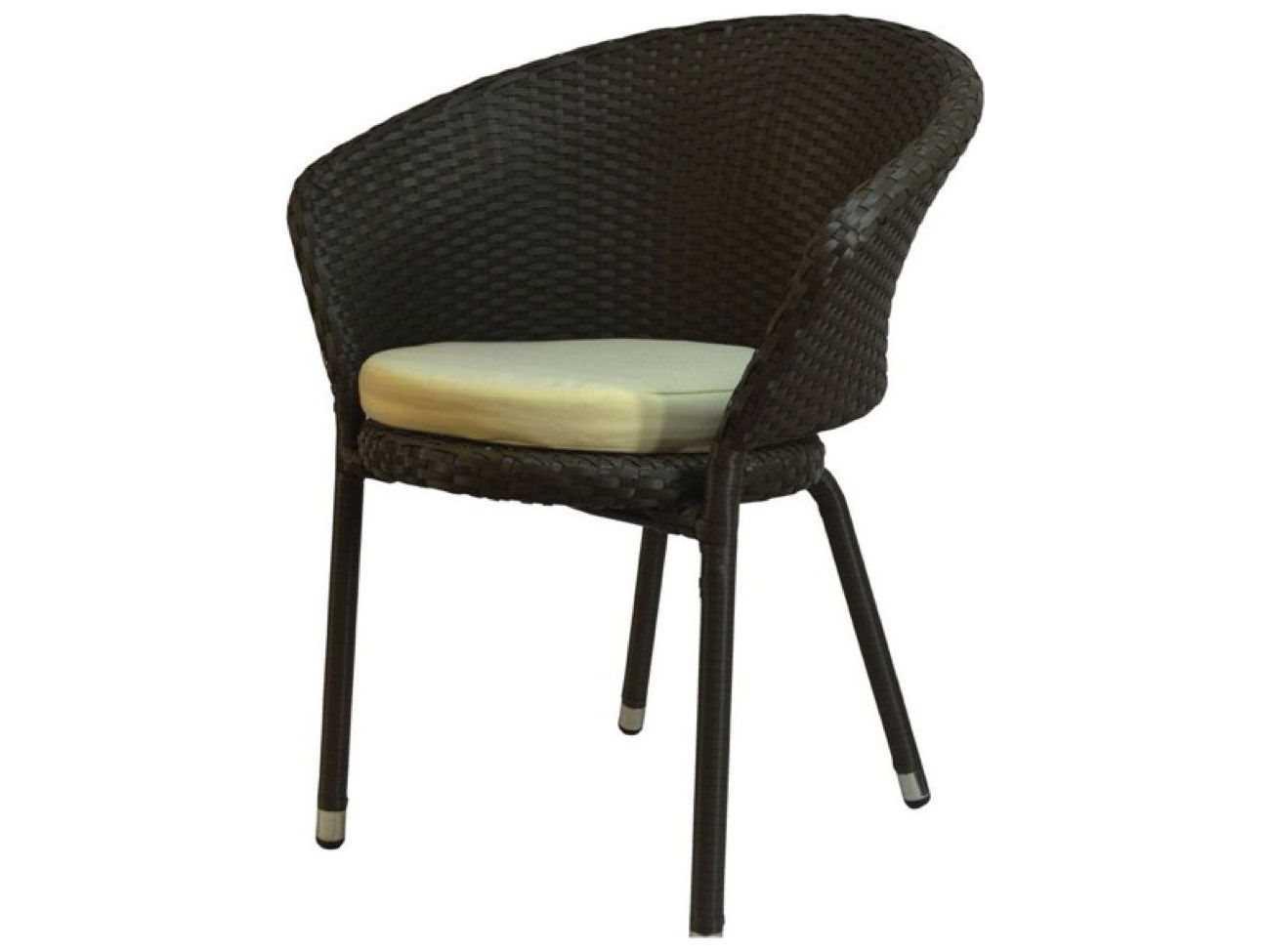 Jaavan Bistro Wicker Dining Chair JA04