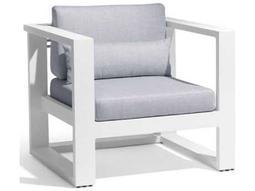 Jaavan Pure Aluminum Lounge Chair