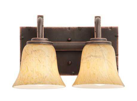 Kalco Lighting Penrith Two-Light Vanity Light 1239 - 2922AC-1239