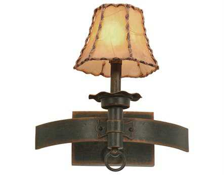 Kalco Lighting Americana Wall Sconce Antique Copper / No Shade - 4211AC-No Shade