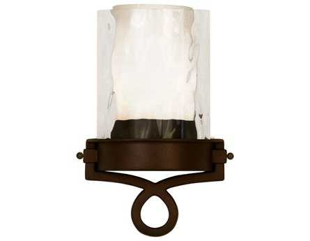 Kalco Lighting Newport Satin Bronze ADA Wall Sconce