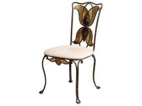 Kalco Lighting Furniture Sienna Bronze Dining Side Chair