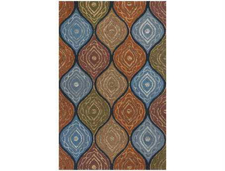kas rugs geo collection | luxedecor