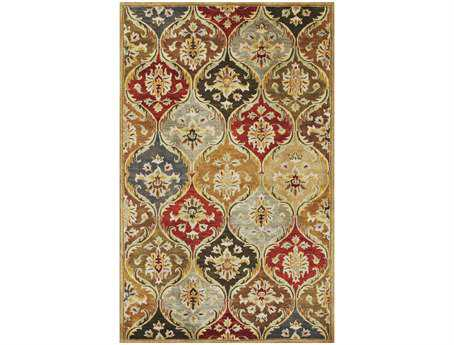 KAS Syriana Traditional Beige Hand Made Wool Moroccan 3'3