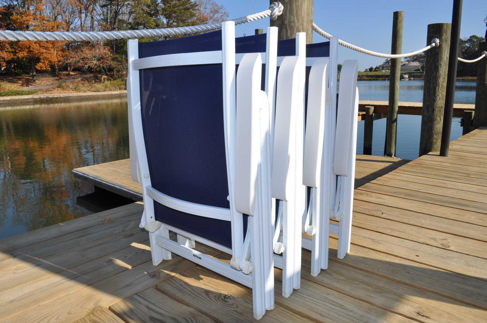 Kettler Basic Plus Multi Position Arm Chair 301201 0000 ~ 08193340_Liegestuhl Kettler Basic Plus