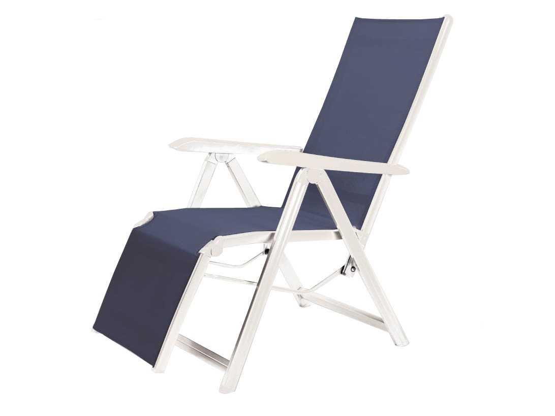 Kettler basic plus multi position relaxer chaise lounge for Chaise longue multi positions