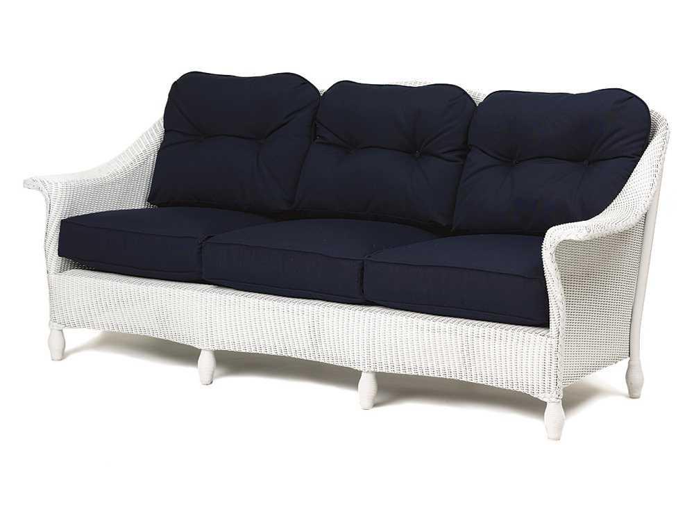 Lloyd Flanders Embassy Sofa Replacement Cushions