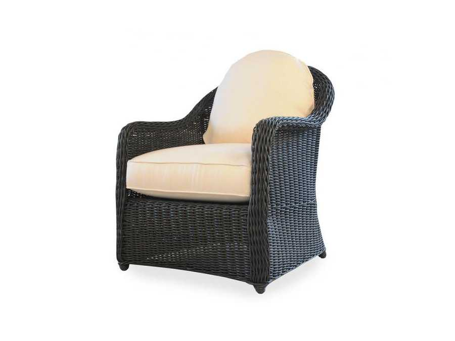 Lloyd Flanders Cottage Patio Lounge Chair Replacement Seat & Back Cushion