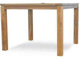 Lloyd Flanders Teak Tables Collection