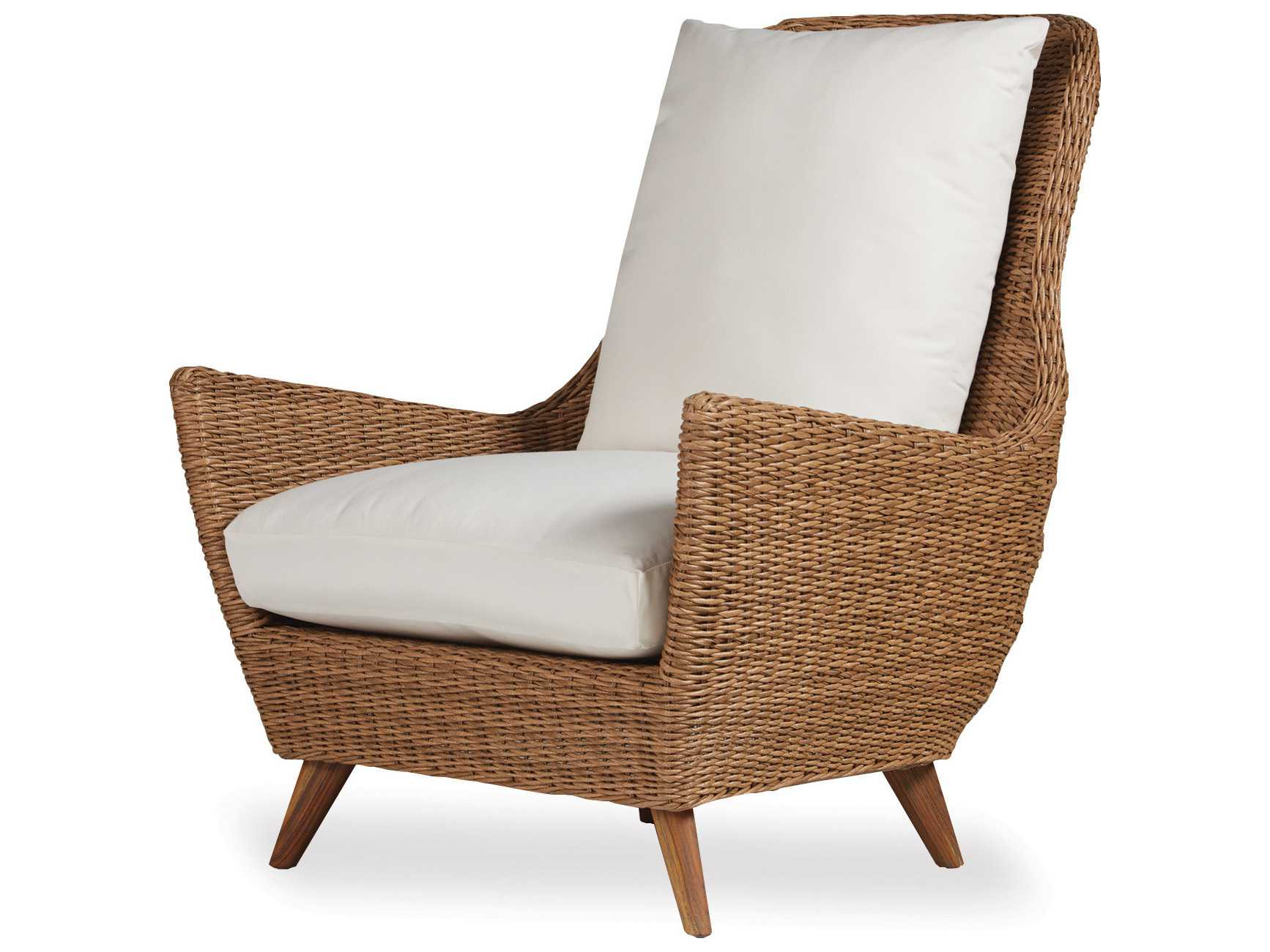 Lloyd Flanders Tobago Replacement High Back Lounge Chair
