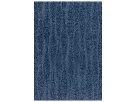 Loloi Enchant Modern Blue Machine Made Synthetic Stripes 2'3'' x 3'9'' Area Rug - ENCOEN-16NV002339