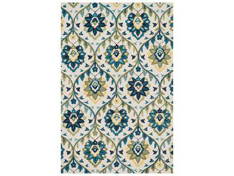 Loloi Francesca Transitional Hand Made Synthetic Damask 2'3'' x 3'9'' Area Rug - FRACFC-45IVBB2339