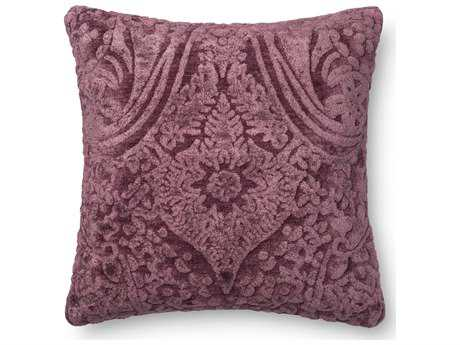 Loloi Rugs 22 Square Hydrangea Pillow (Sold in 4) Down - DSETGPI07HD00PIL3