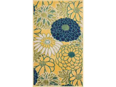 Loloi Isabelle Modern Green Machine Made Synthetic Floral/Botanical 1'7'' x 2'6'' Area Rug - ISBEHIS05GRML1726