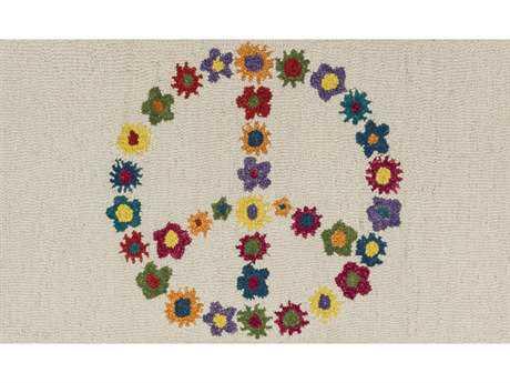 Loloi Skylar Transitional Beige Hand Made Wool Area Rug - HSK11-IVML-REC