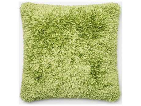 Loloi Rugs 22'' Square Lime Pillow (Sold in 4) Down - DSETP0045LL00PIL3