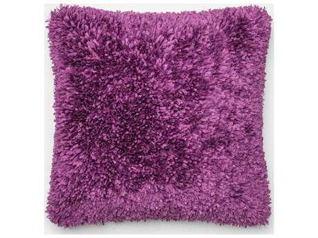 Loloi Rugs 22'' Square Purple Pillow (Sold in 4) Down - DSETP0045PU00PIL3