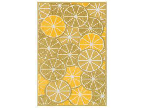 Loloi Tilley Modern Machine Made Synthetic 2'5'' x 3'9'' Area Rug - TILLHTI01GRYE2539