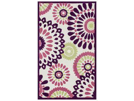 Loloi Zoey Transitional Purple Hand Made Synthetic 2'0'' x 3'0'' Area Rug - ZOEYHZO06PUML2030