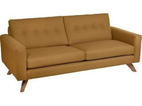 Loni M Designs Stanley Tiger Eyes Sofa