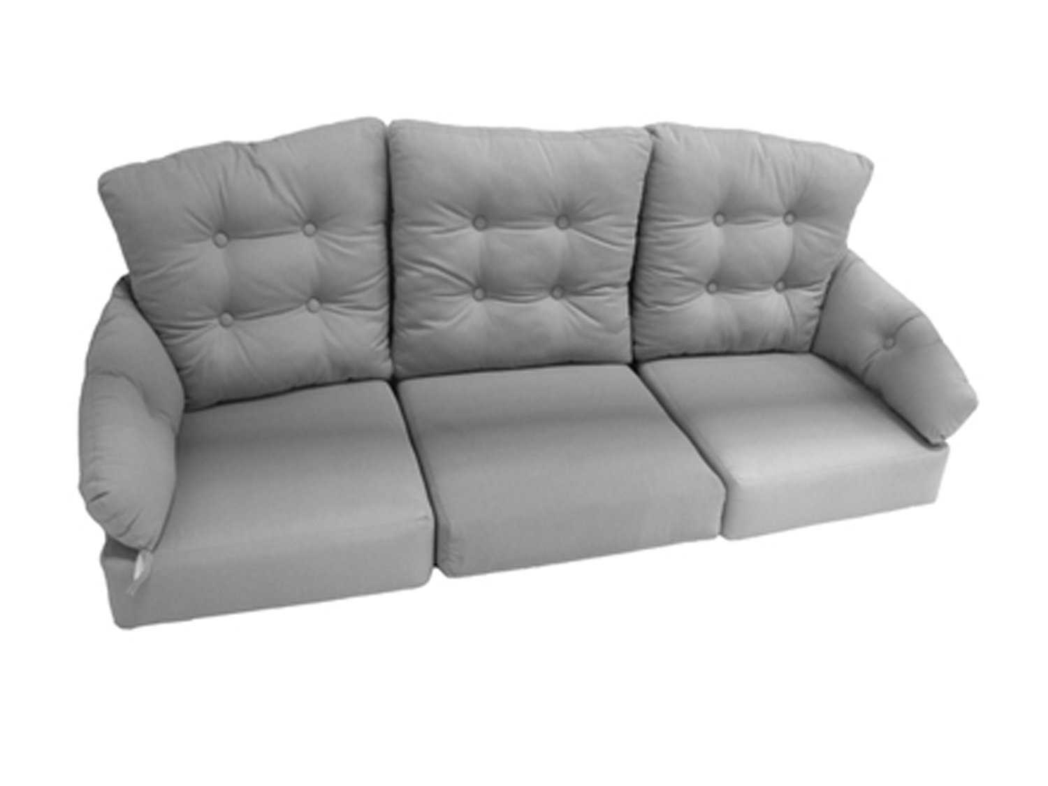 Meadowcraft Grayson Replacement Sofa Seat & Back Patio
