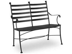 benches - Wrought Iron Patio Set