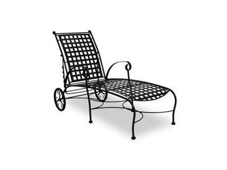 Meadowcraft barcelona chaise replacement cushions for Barcelona chaise