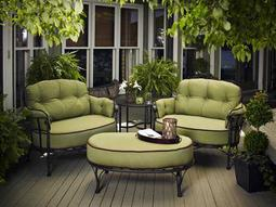 Meadowcraft Athens Wrought Iron Cuddle Lounge Set List Price 5,143.21 FREE  SHIPPING From $3,600.25