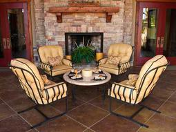 Attractive Meadowcraft Athens Collection