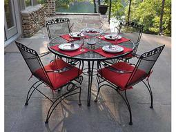 Meadowcraft Dogwood Dining Set