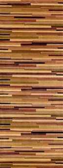 Momeni New Wave Transitional Brown Hand Made Wool Stripes 2'6'' x 8' Area Rug - NEWWANW-51NAT2680