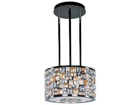 Maxim Lighting Fifth Avenue Luster Bronze Six-Light 16'' Wide Pendant Light