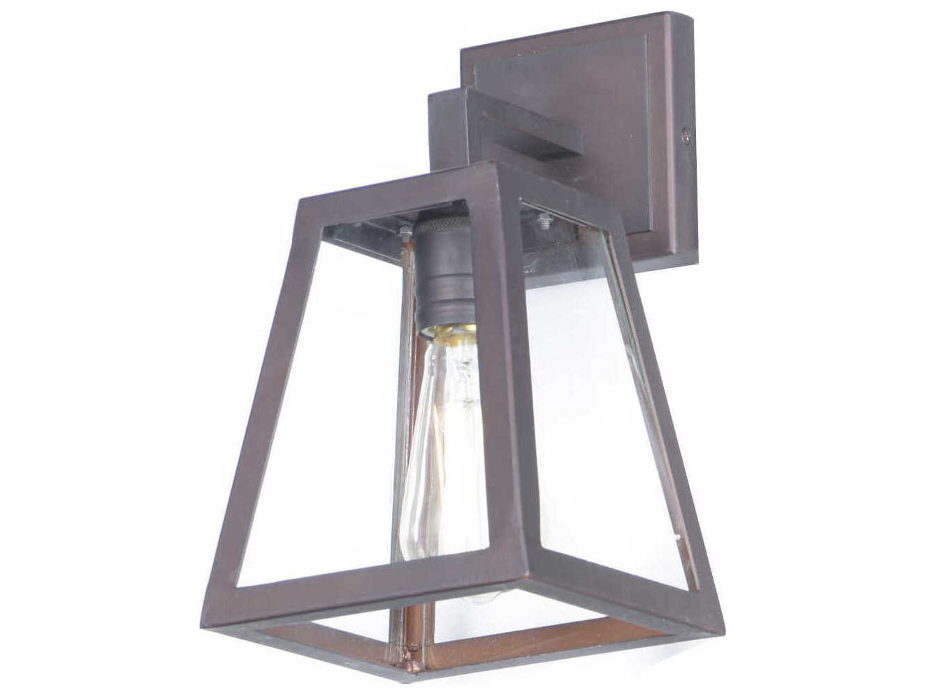 maxim lighting pasadena oil rubbed bronze with clear glass. Black Bedroom Furniture Sets. Home Design Ideas