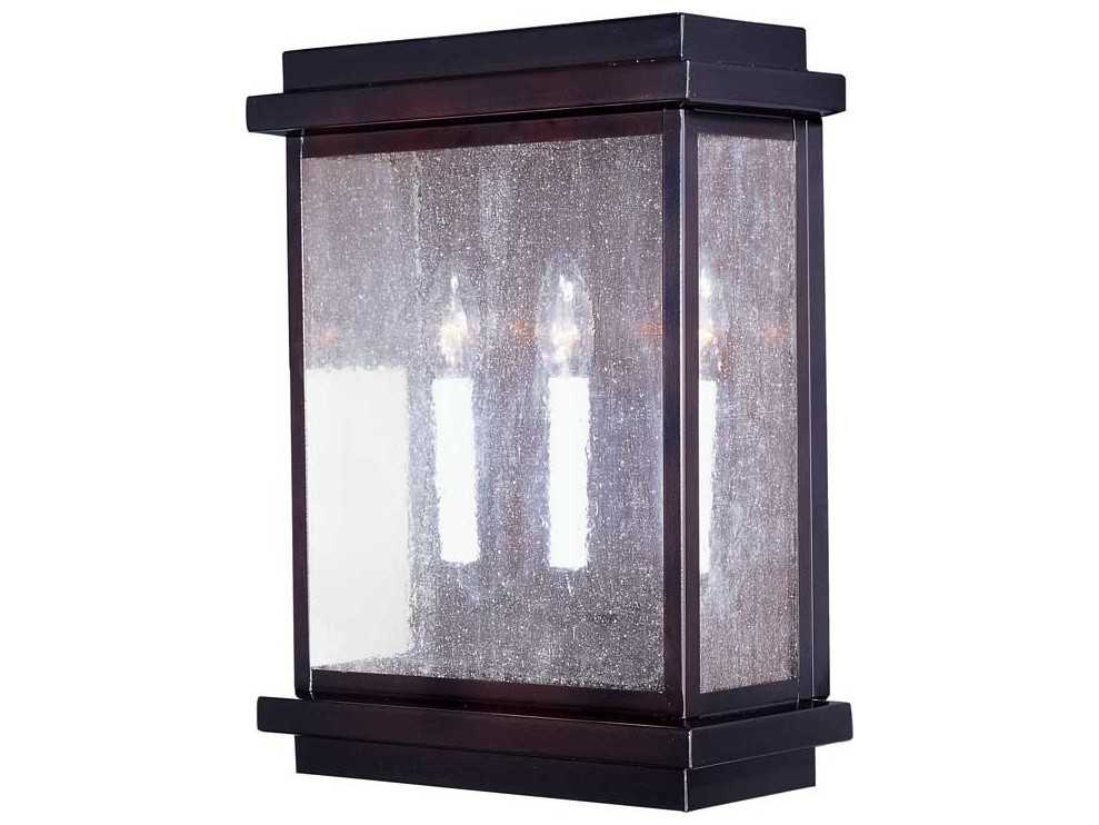 maxim lighting cubes burnished seedy glass three light. Black Bedroom Furniture Sets. Home Design Ideas