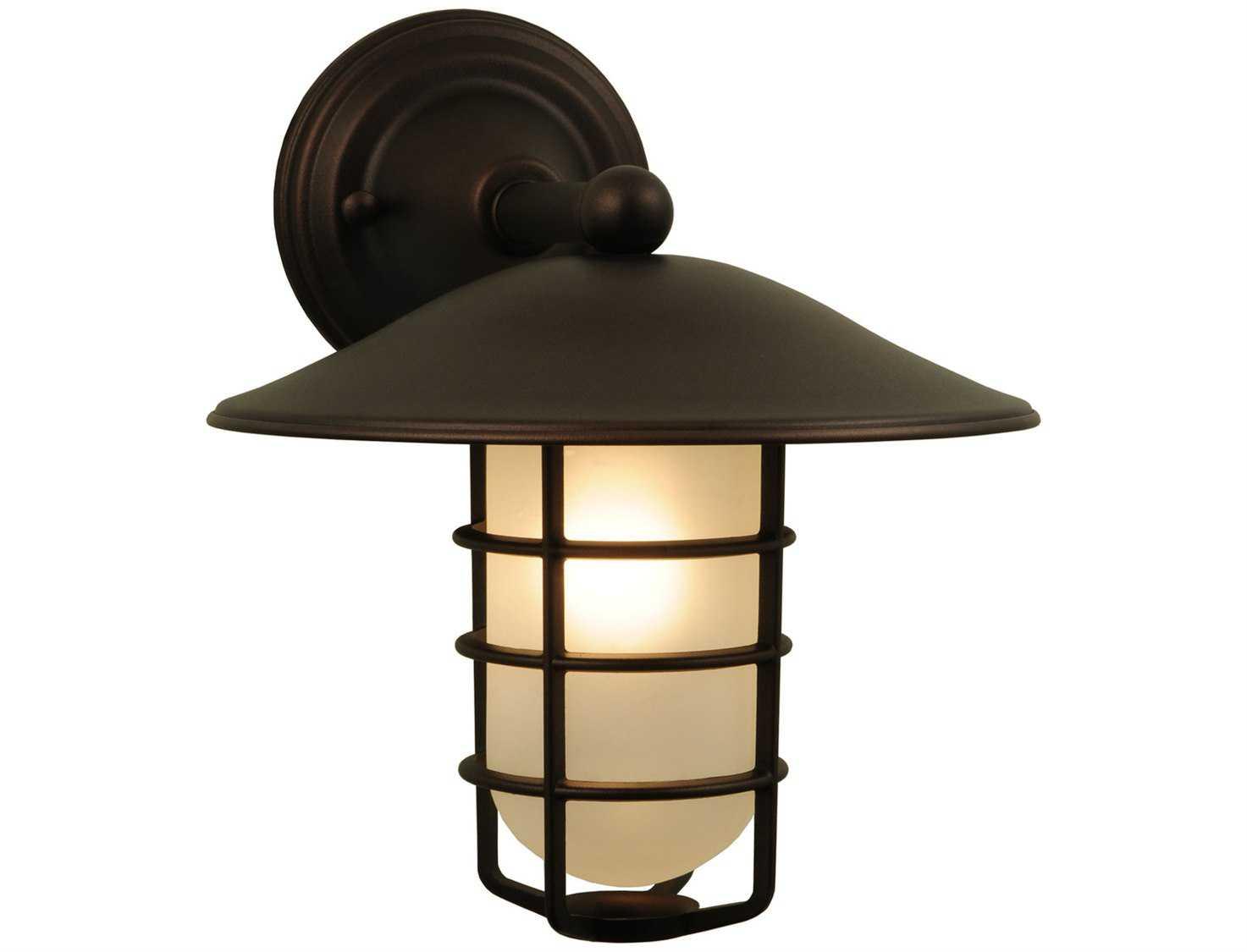 Meyda Tiffany Industrial Outdoor Wall Light 125905