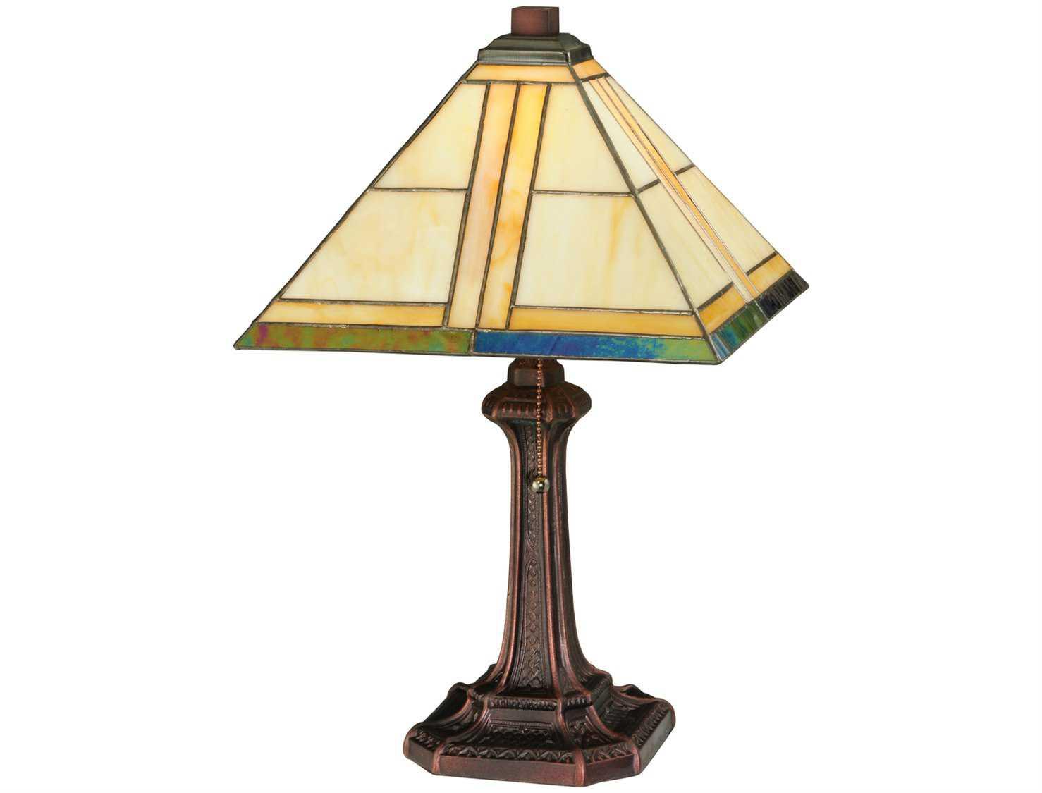 meyda tiffany trellis multi color table lamp 127917. Black Bedroom Furniture Sets. Home Design Ideas