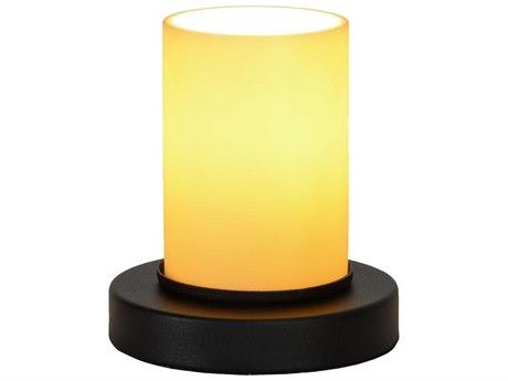 Meyda Tiffany Yellow Light 6'' Wide Table Lamp