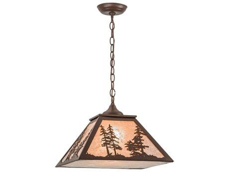 Meyda Tiffany Tall Pines Pendant
