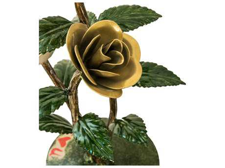 Meyda Lighting Rosa 7'' Wide Rosa Sculpture
