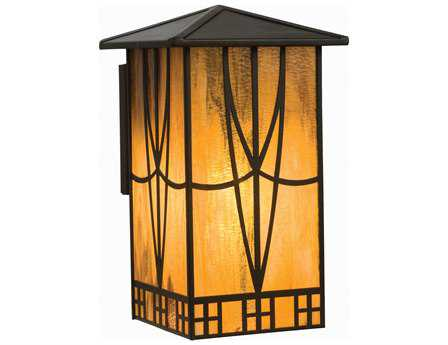 Meyda Tiffany Scottsdale Mission Two-Light Wall Sconce