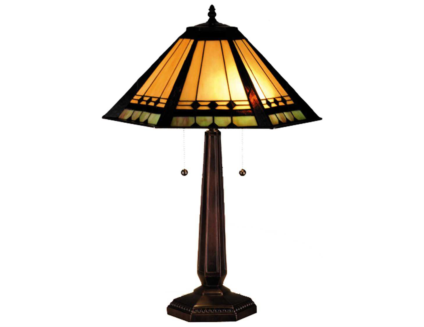 meyda tiffany albuquerque multi color table lamp 82313. Black Bedroom Furniture Sets. Home Design Ideas
