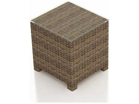 Forever Patio Cypress Wicker 20 Square End Table