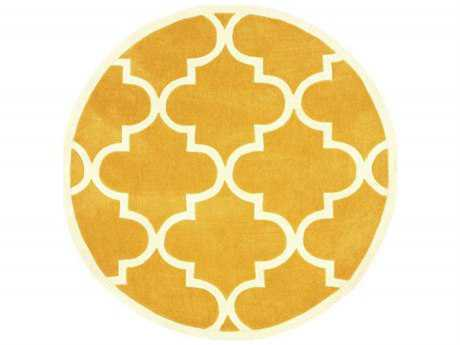 nuLOOM Cine Transitional Hand Made Synthetic Moroccan Round 6' Area Rug - ACR129B-606R
