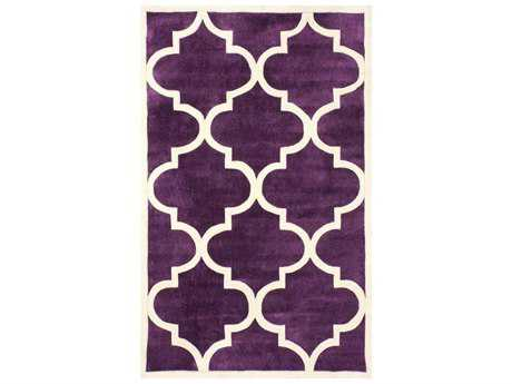 nuLOOM Cine Transitional Hand Made Synthetic Moroccan 3' 6'' x 5' 6'' Area Rug - ACR129D-36056