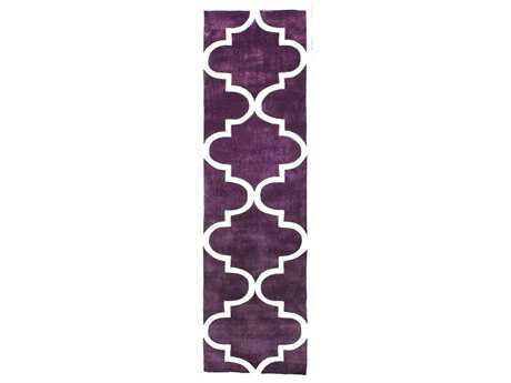 nuLOOM Cine Transitional Hand Made Synthetic Moroccan Area Rug- ACR129D-RUN